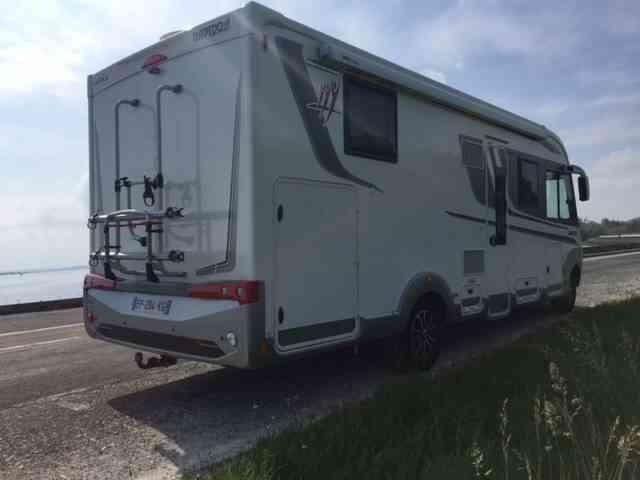 camping-car RAPIDO 8096 DF