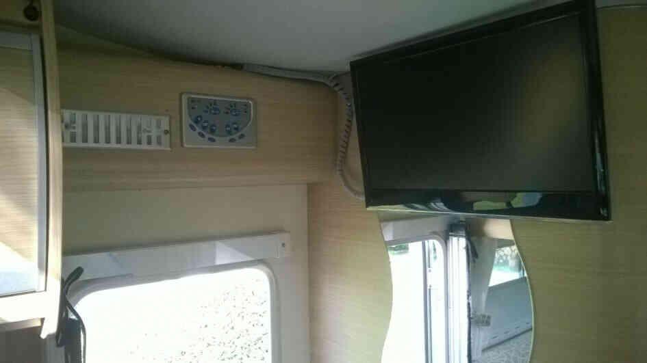 camping-car ROLLER TEAM GRANDUCA 10