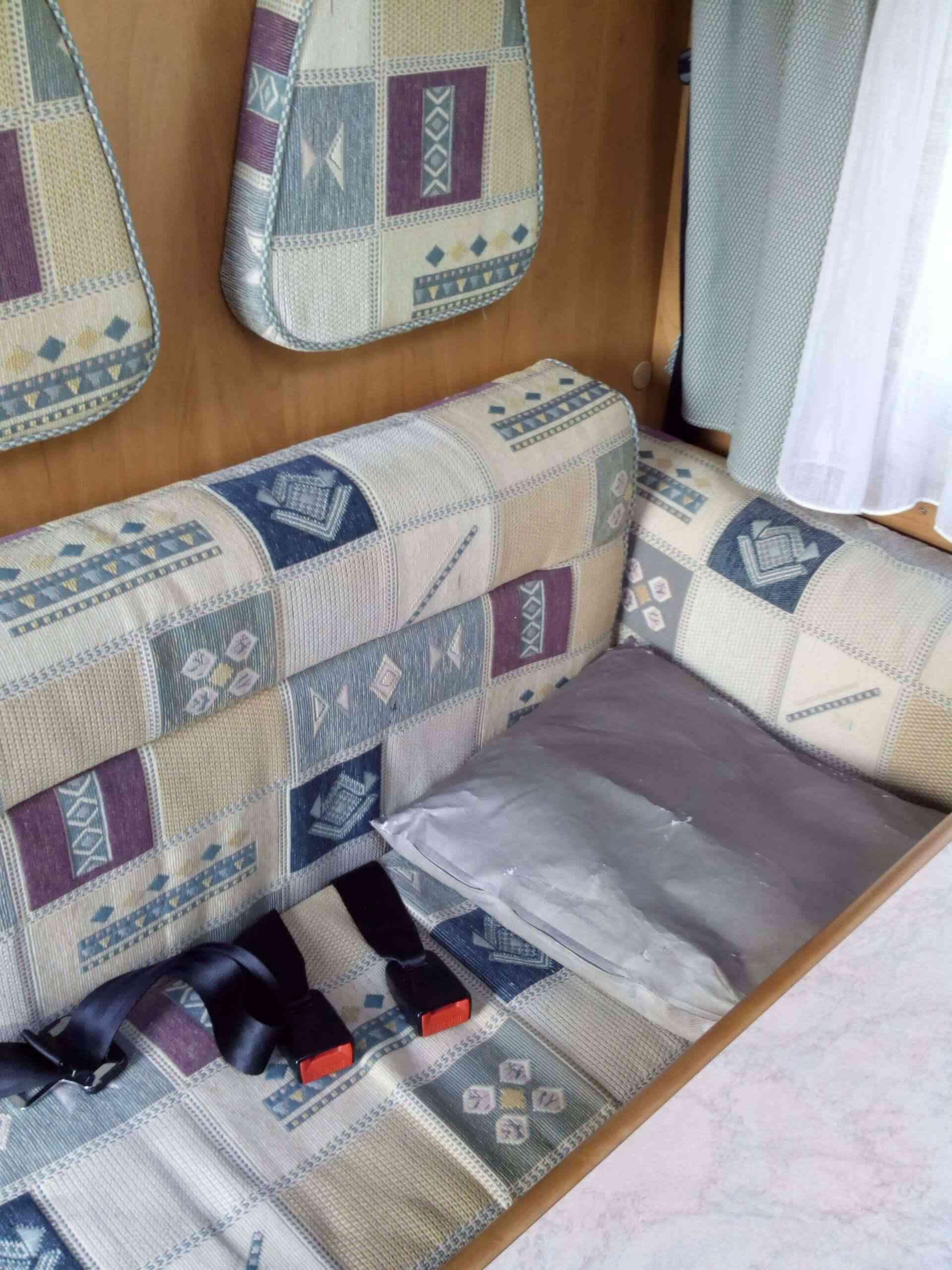 camping-car RAPIDO 770 F