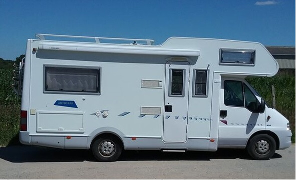 camping-car AUTOSTAR ATLAS 445