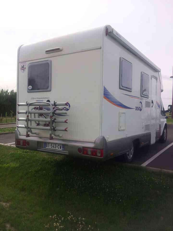 camping-car XGO 22 DYNAMIC