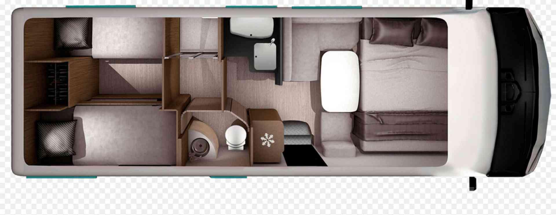 camping-car ITINEO SLB 700
