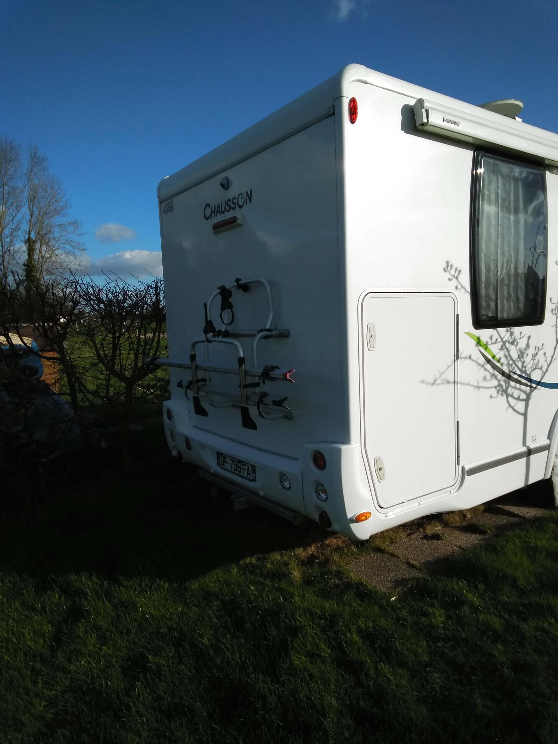 camping-car CHAUSSON CHAUSSON BEST OF 718 EB