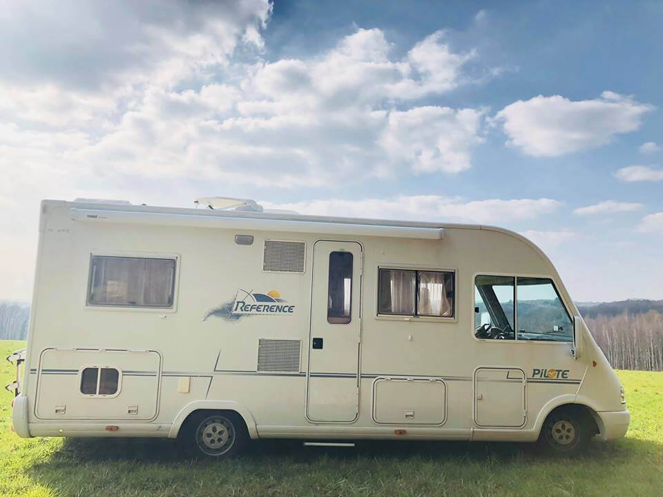 camping-car PILOTE G 692 FP