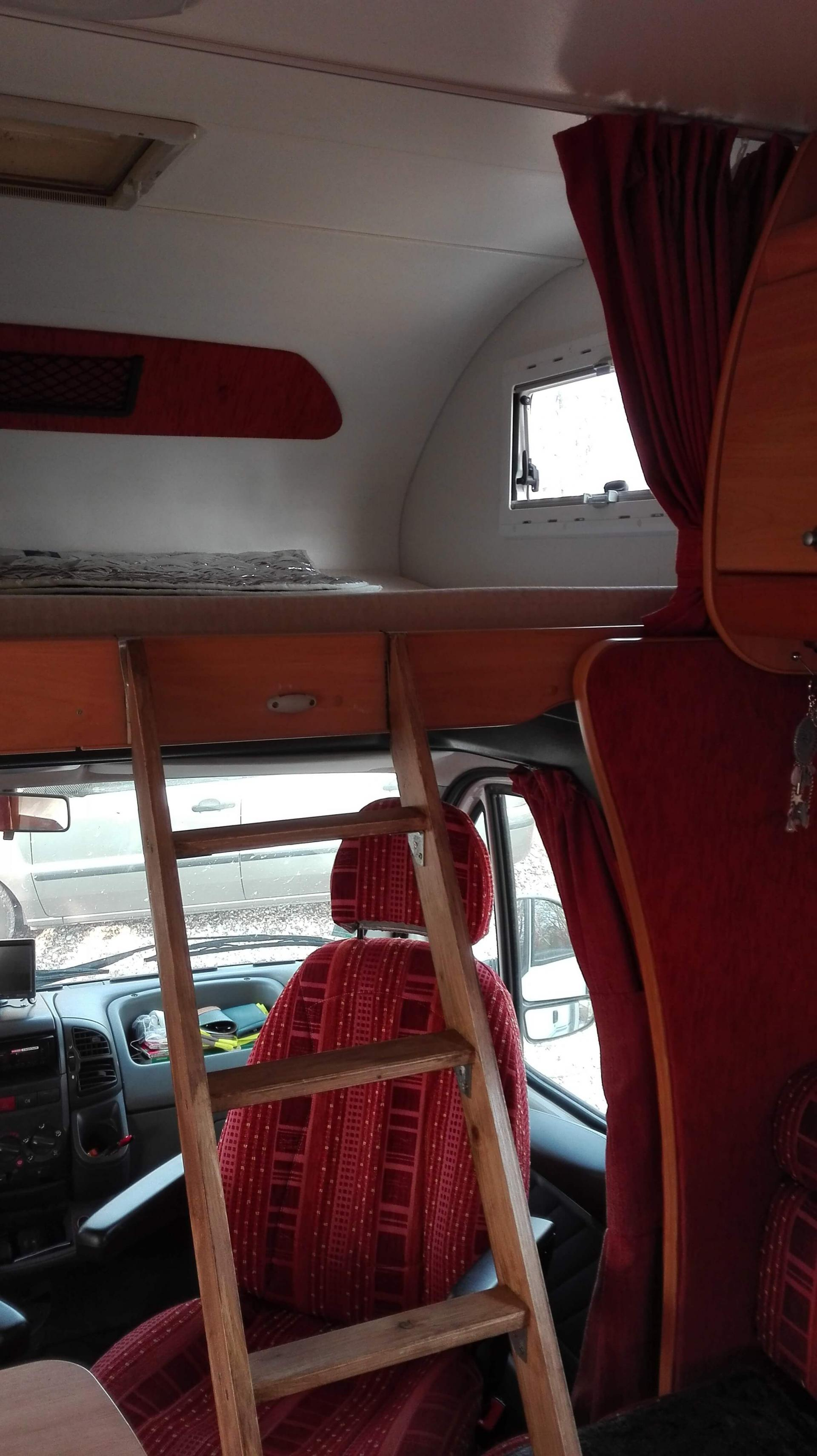 camping-car CHAUSSON WELCOME 8