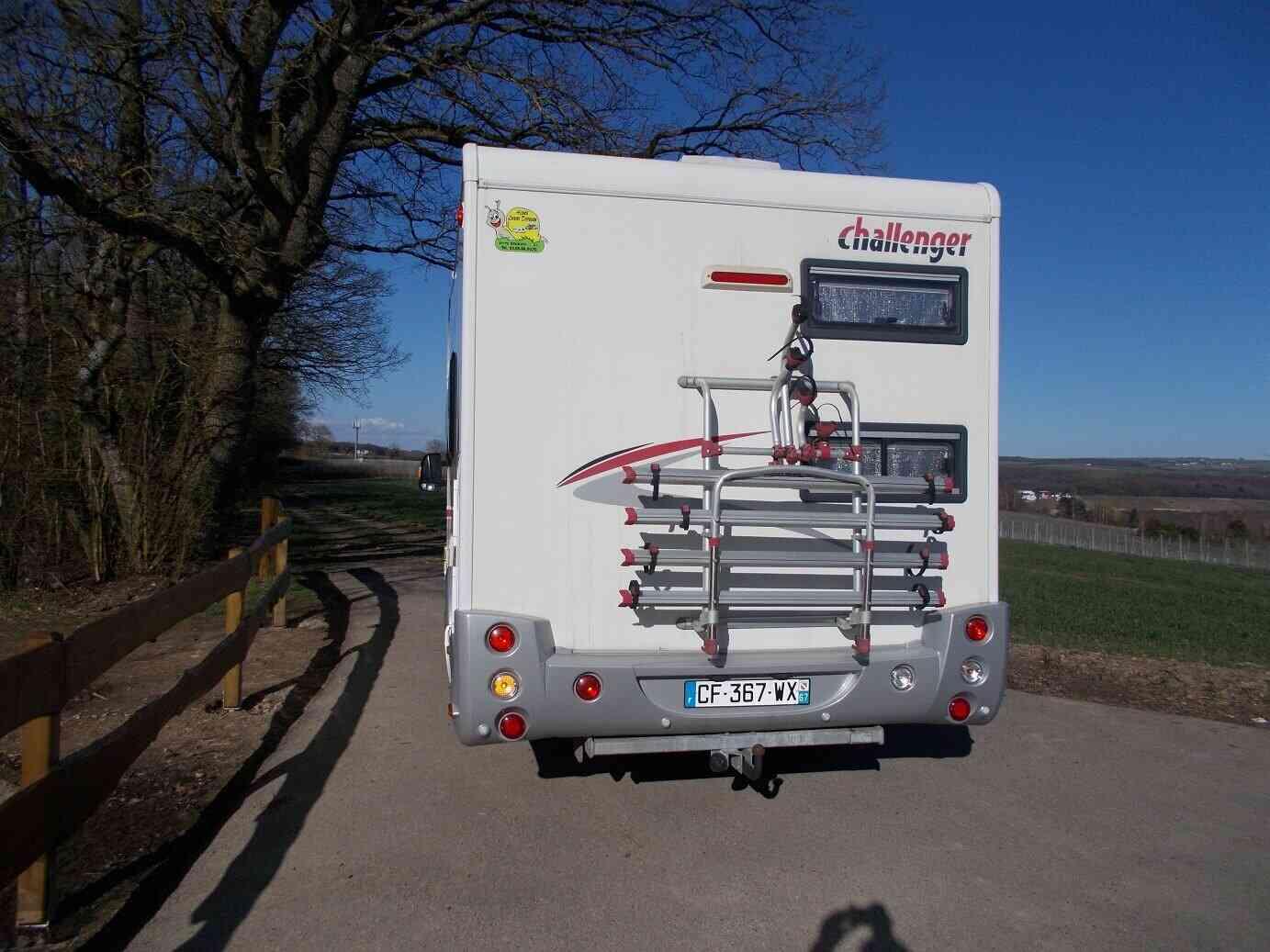 camping-car CHALLENGER GENESIS 65