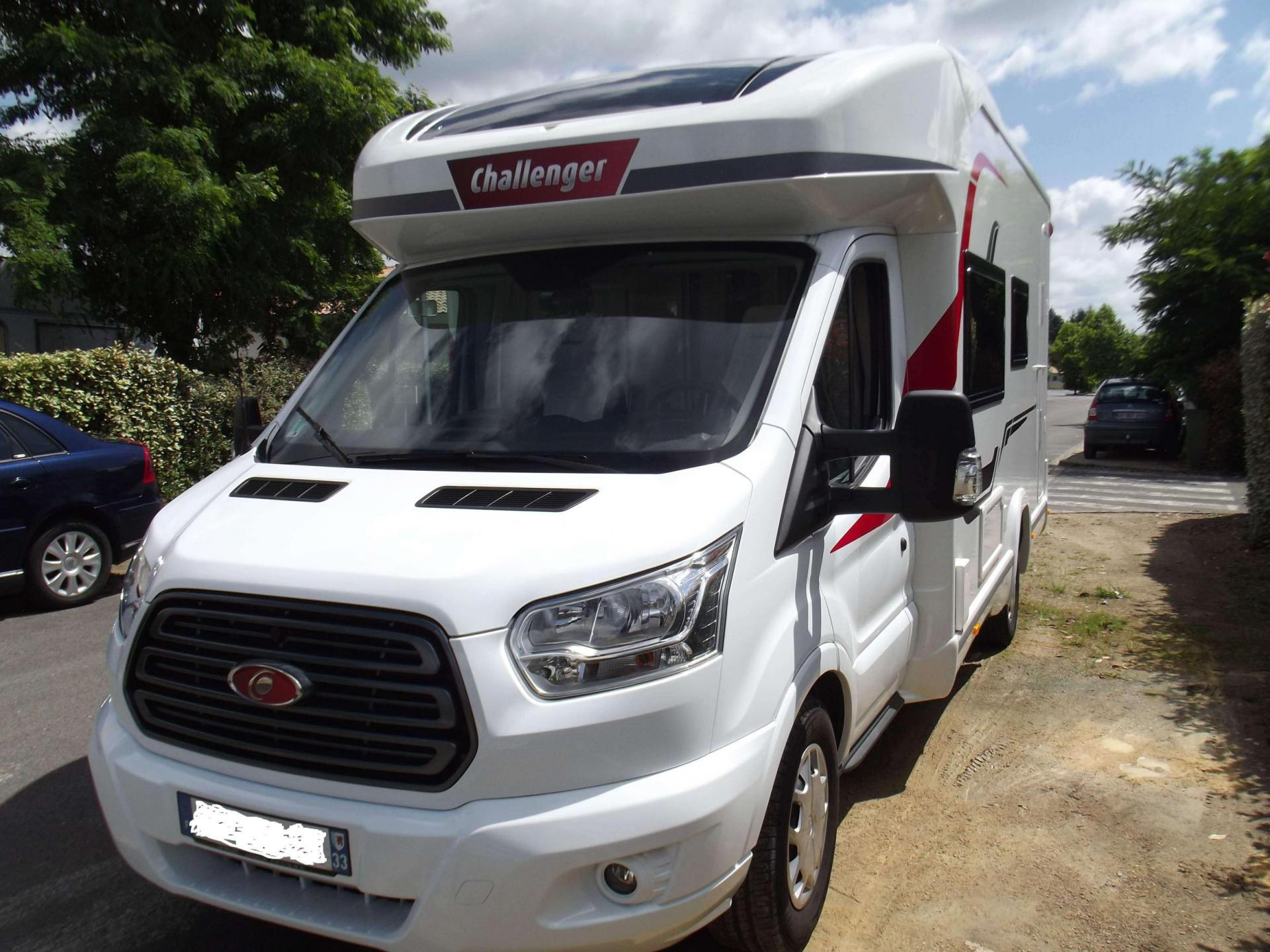 camping-car CHALLENGER 290 SPECIAL EDITION