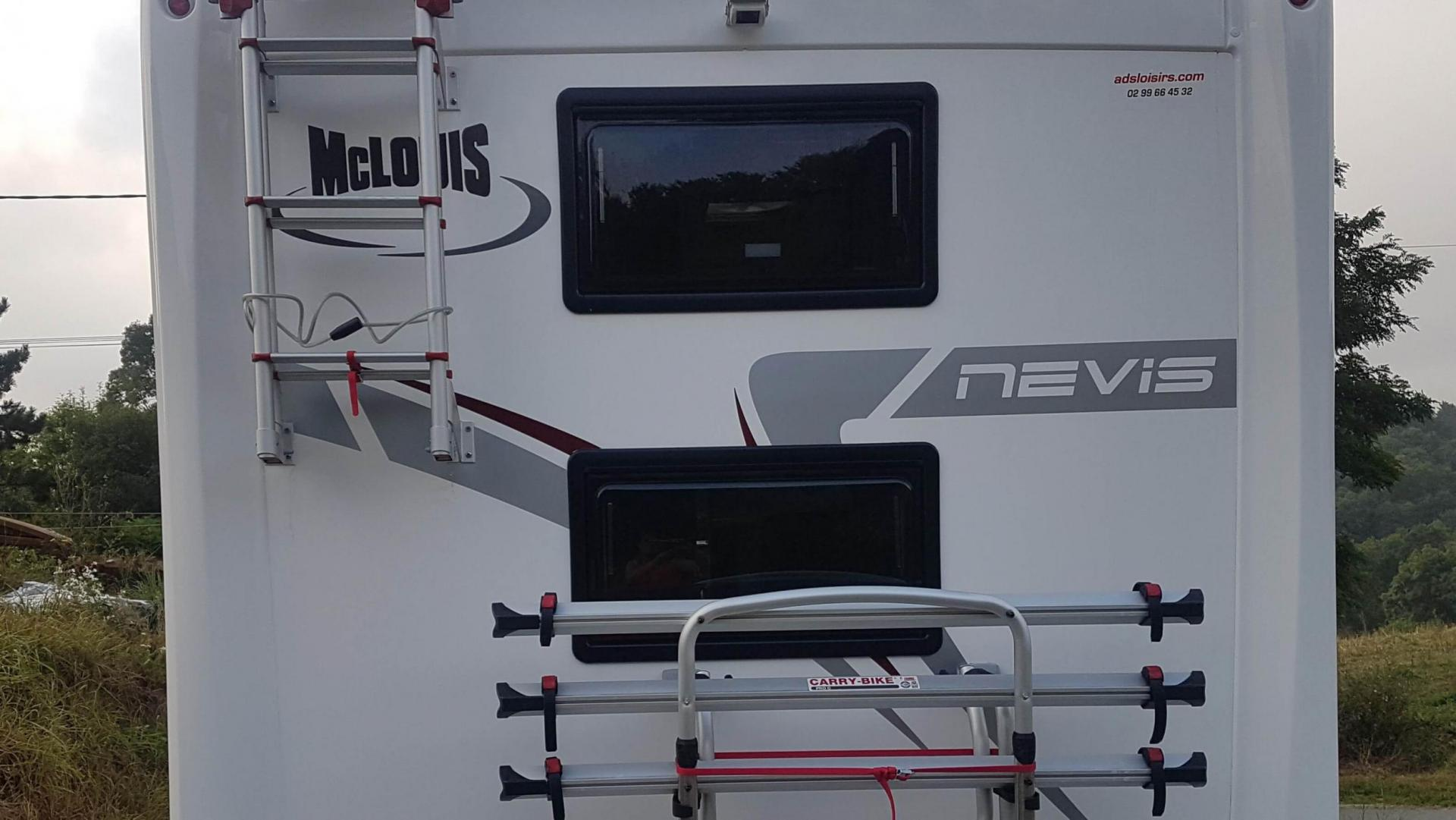 camping-car MC LOUIS NEVIS 22 Version Diamond