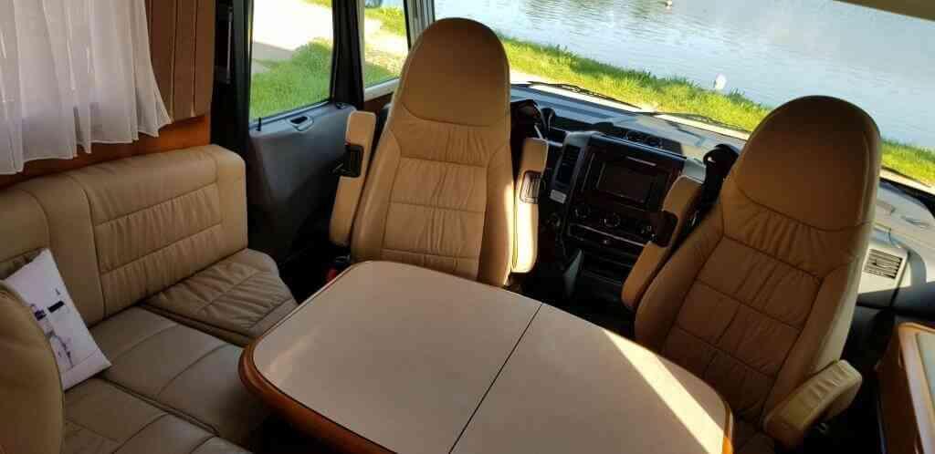 camping-car RAPIDO 992 M