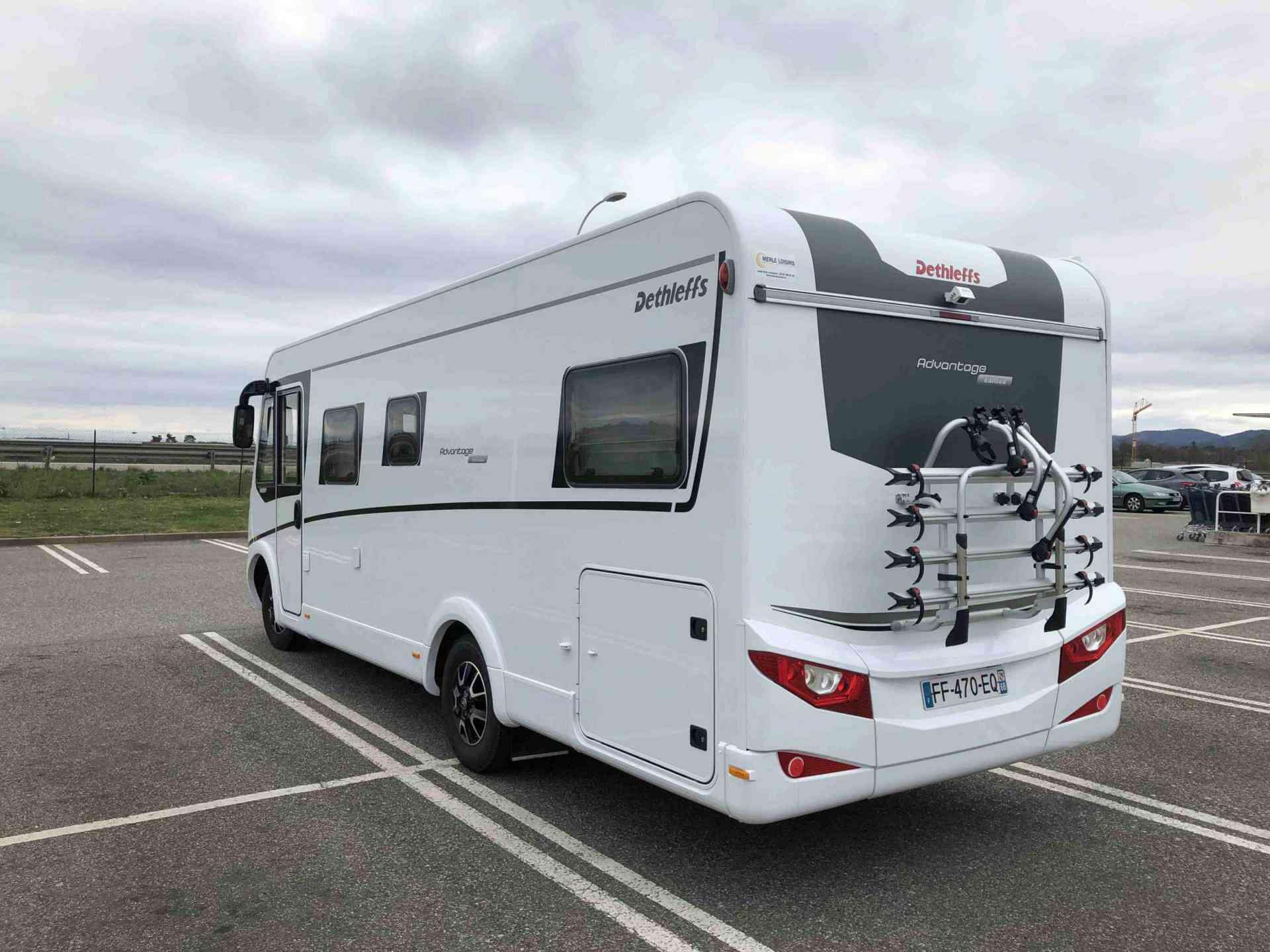 camping-car DETHLEFFS  ADVANTAGE EDITION I 7051 EB