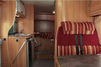 camping-car CHALLENGER GENESIS 34