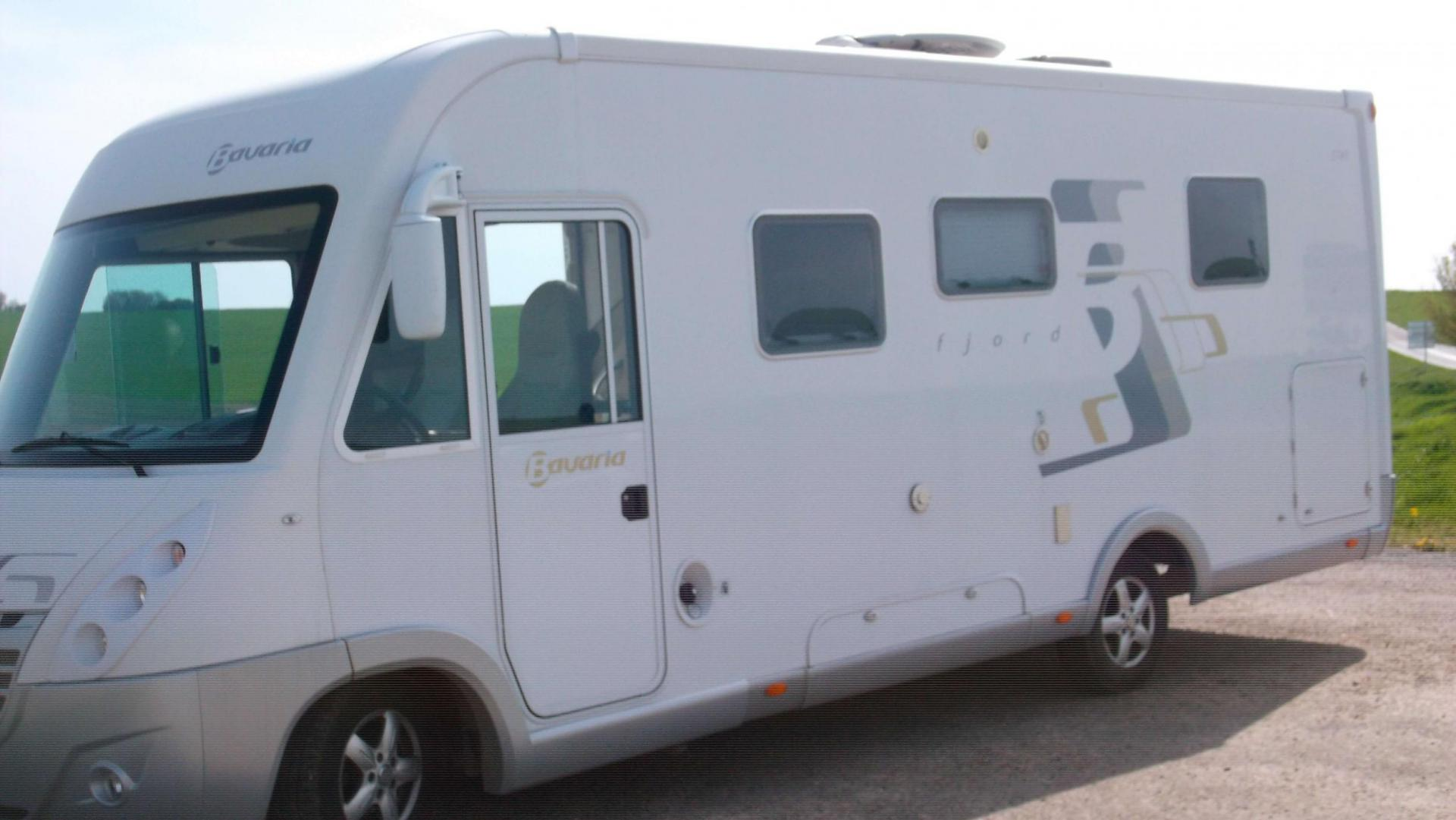 camping-car BAVARIA  FJORD I 740
