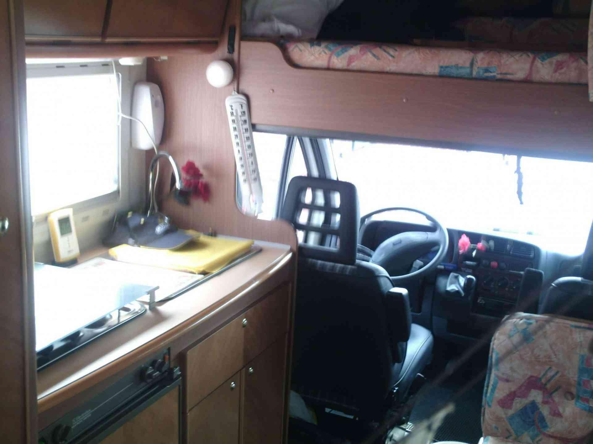 camping-car MOBILVETTA TOP DRIVER 60 G