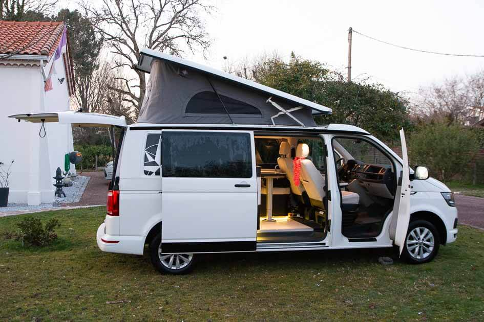camping-car WESTFALIA VW T6 KEPLER ONE