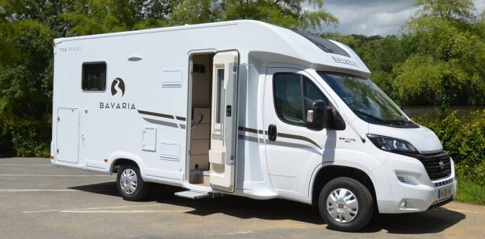 camping-car BAVARIA  T 706 C STYLE