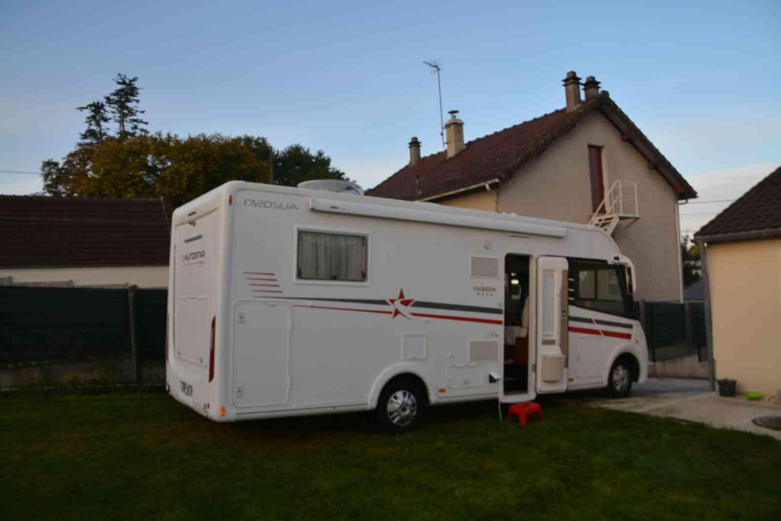camping-car AUTOSTAR I 720 SUA
