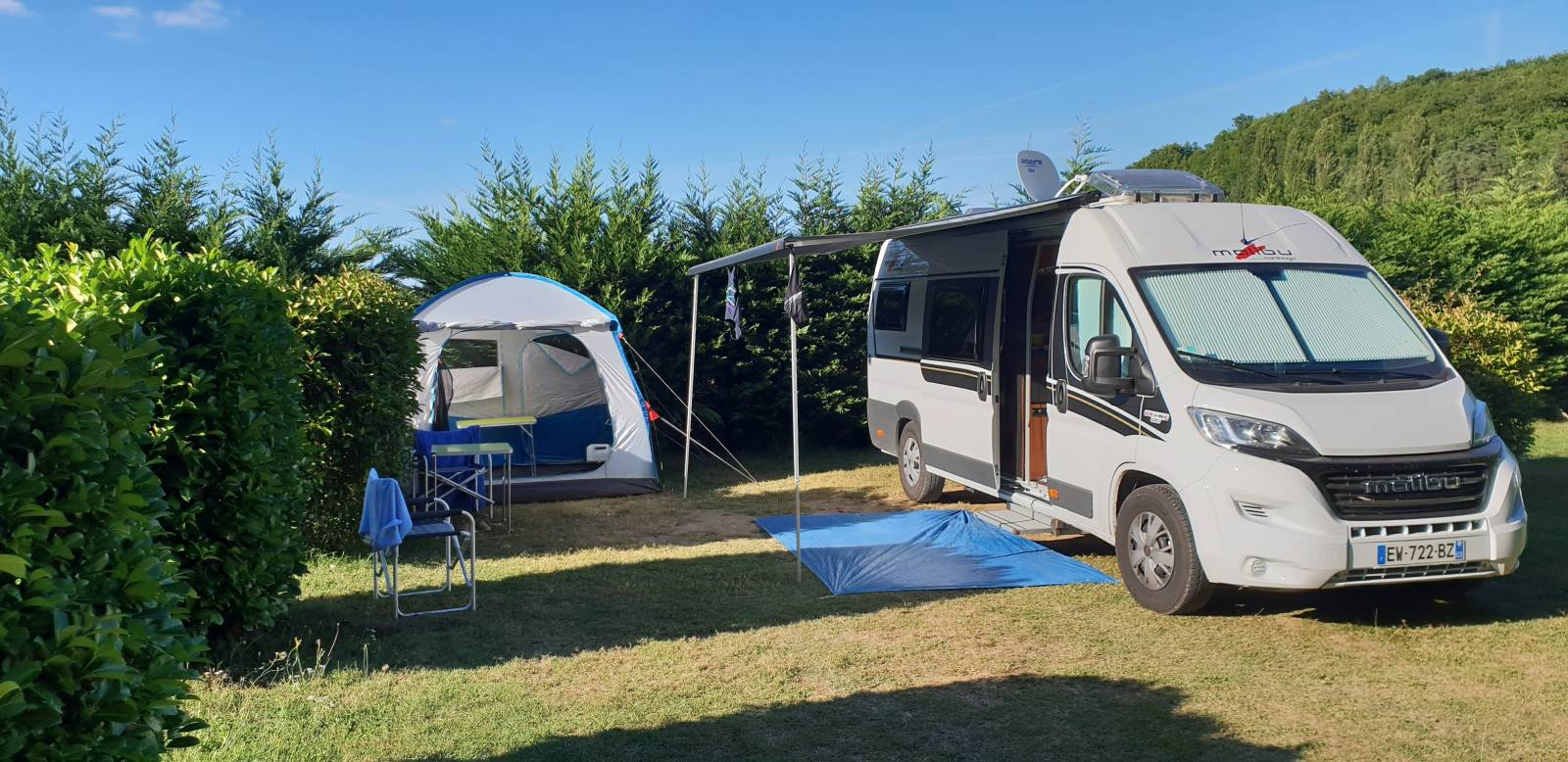 camping-car CARTHAGO MALIBU 640L