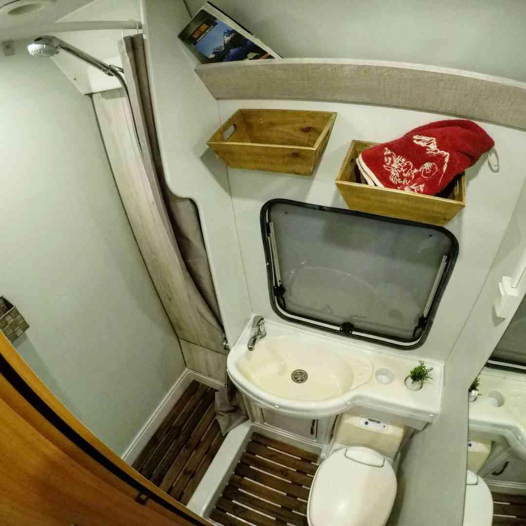 camping-car SEA  DINGHY  2