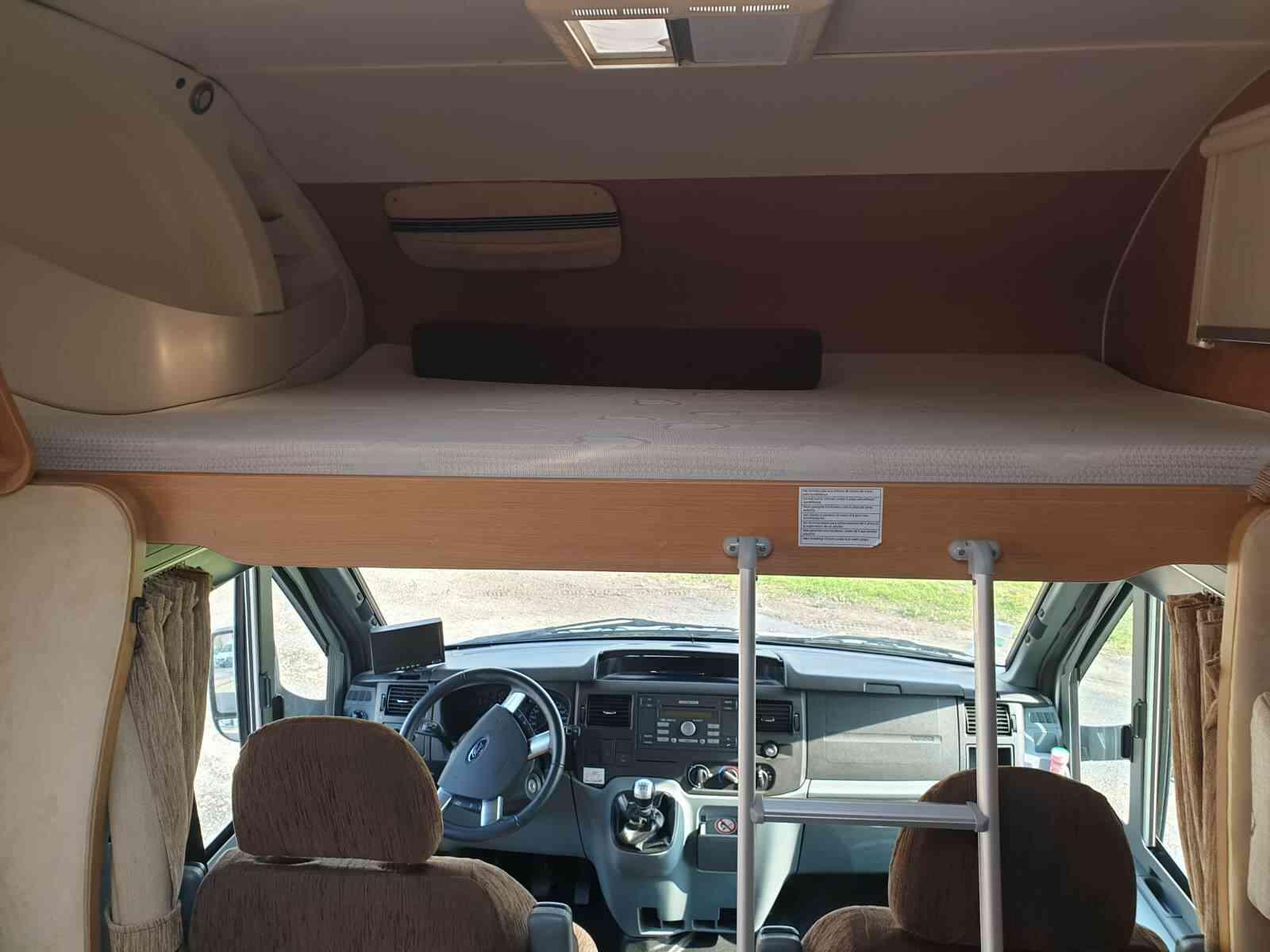 camping-car CHAUSSON FLASH 19