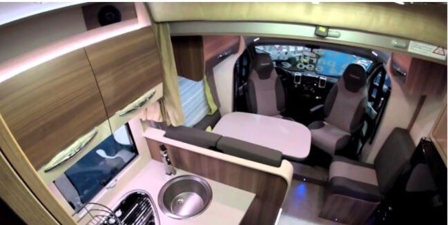 camping-car CHAUSSON 628 EB FLASH EDITION SPECIALE