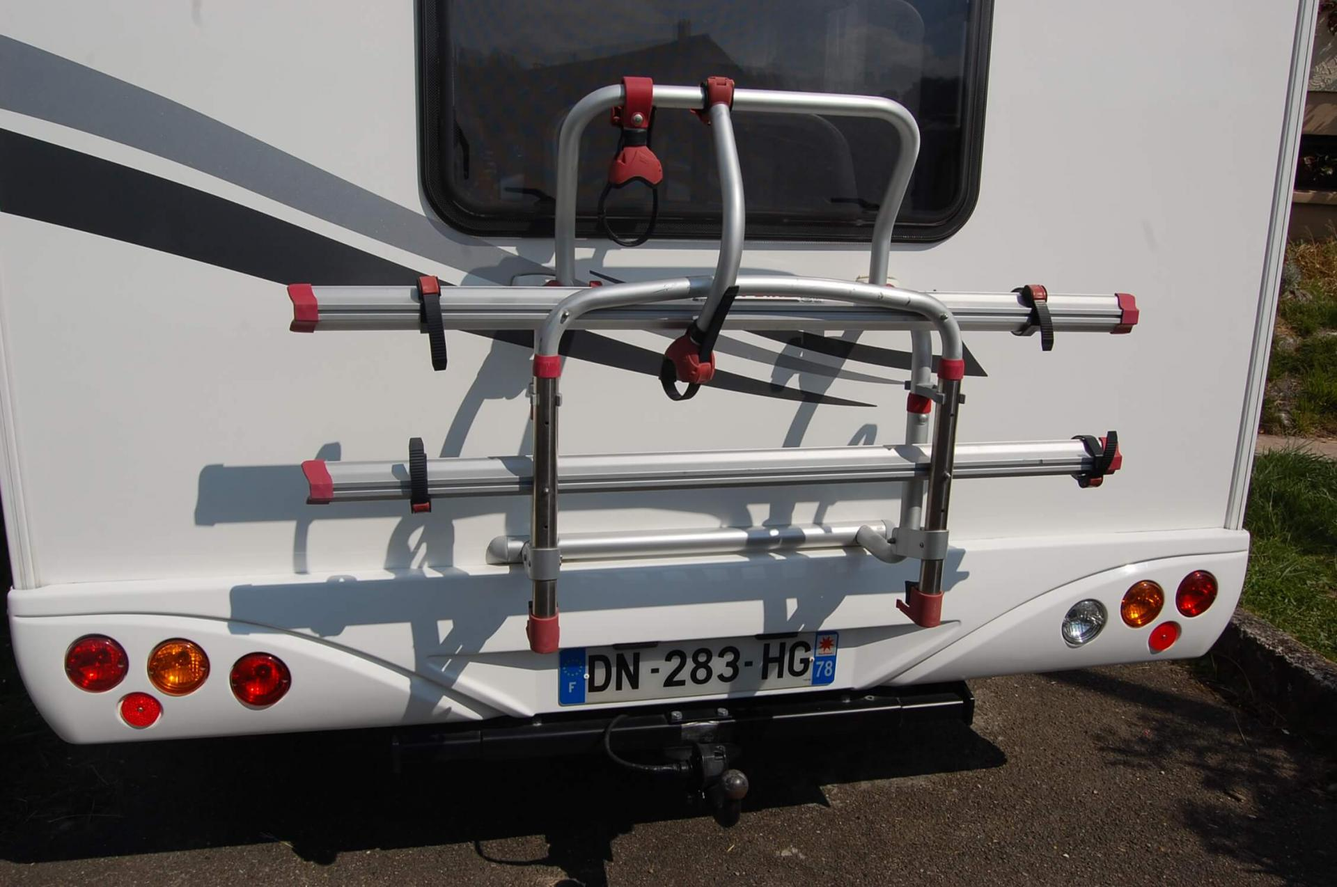 camping-car MC LOUIS