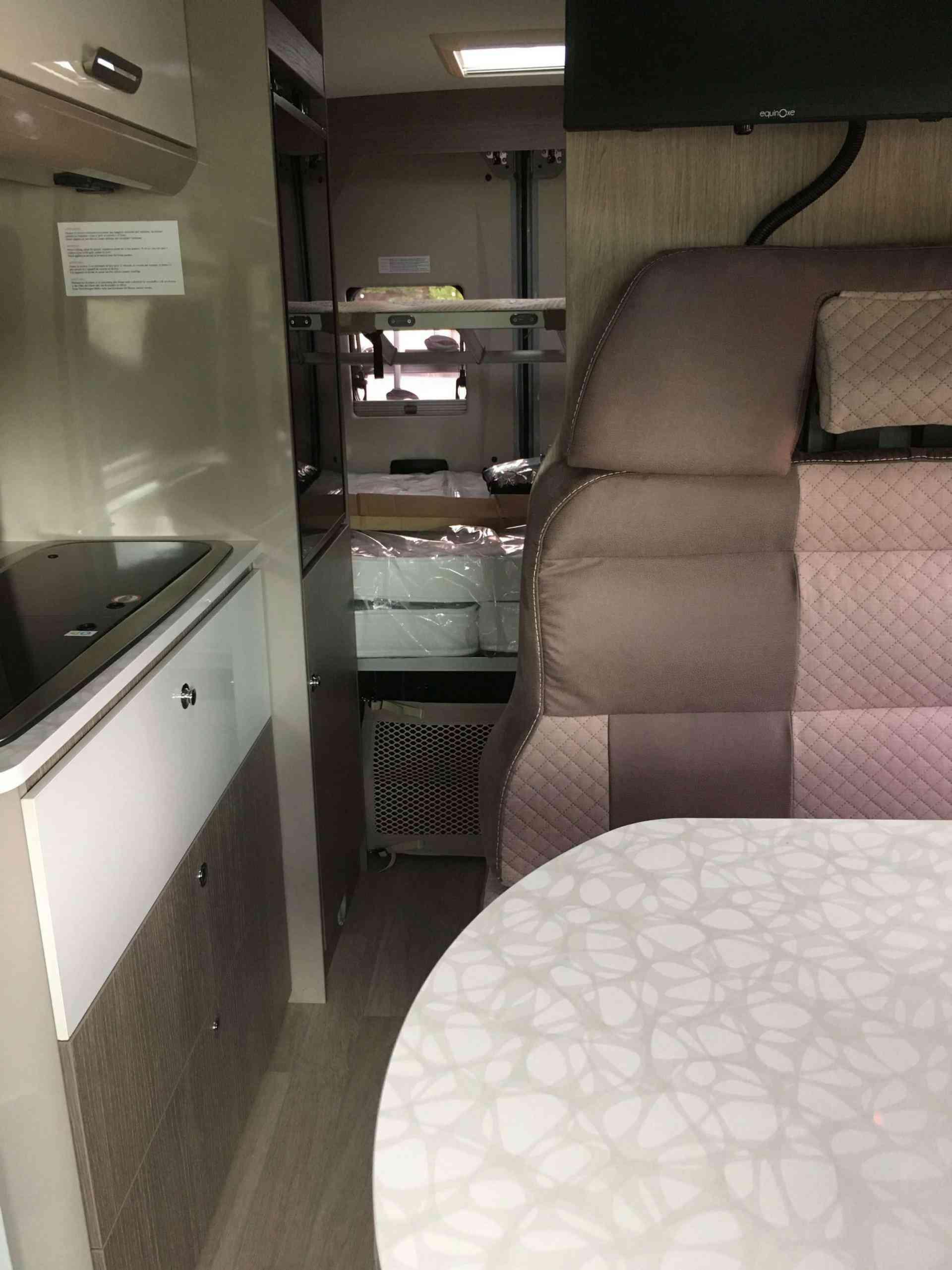camping-car CHALLENGER V114 MAX VANY