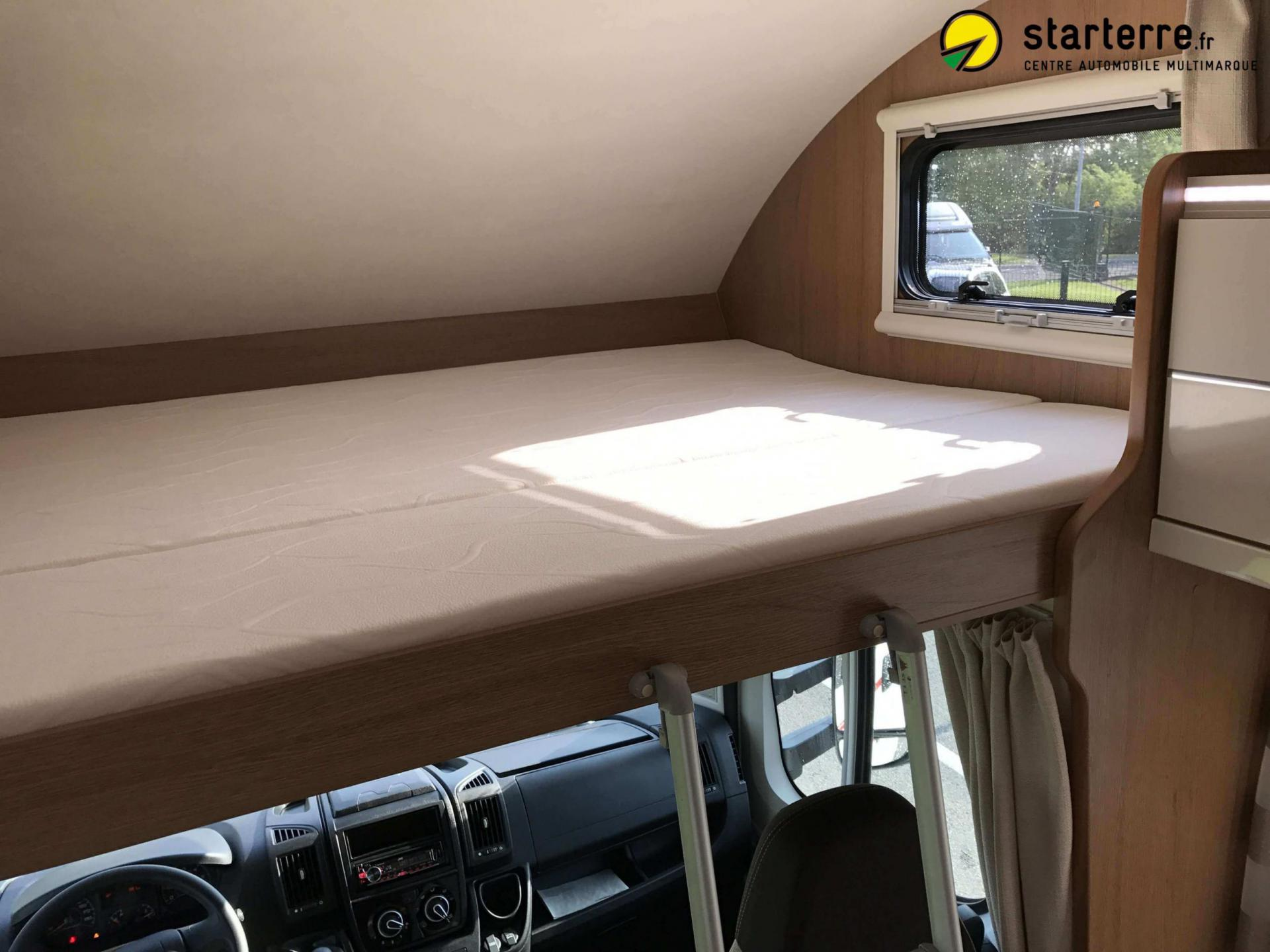 camping-car RIMOR SEAL 5