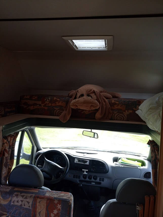 camping-car PILOTE 18 G