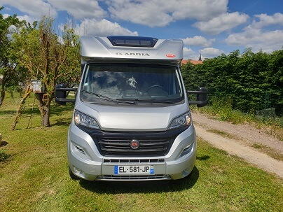 camping-car ADRIA MATRIX 670 SBC