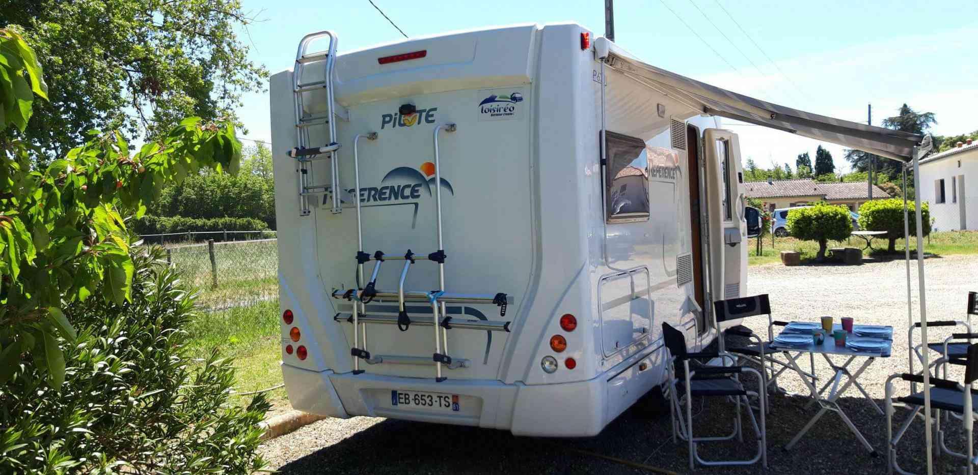 camping-car PILOTE P 670