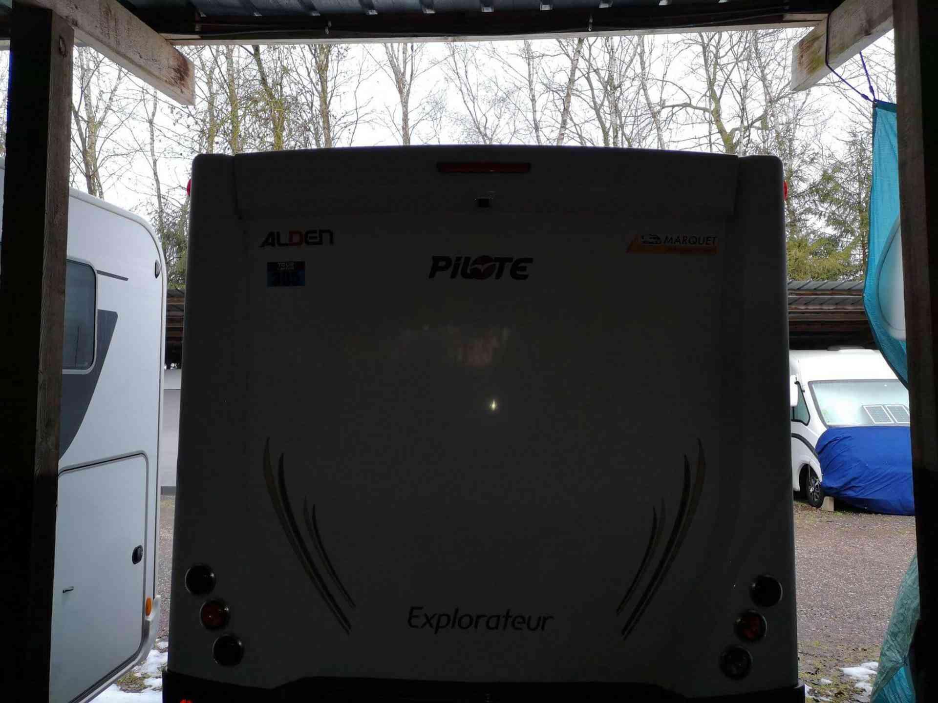 camping-car PILOTE P 731 EXPLORATEUR