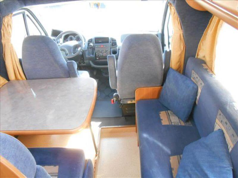 camping-car RAPIDO 785 F