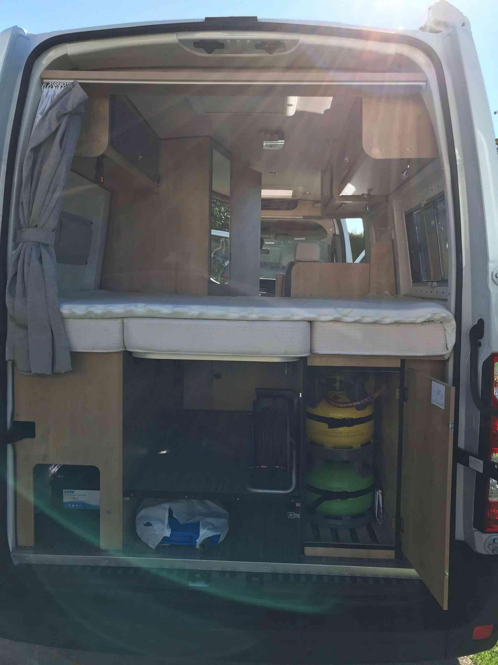 camping-car FONT VENDOME  MASTER VAN