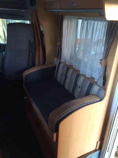 camping-car HOME CAR P601
