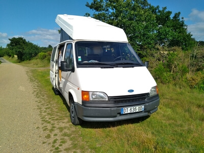 camping-car CAMPEREVE
