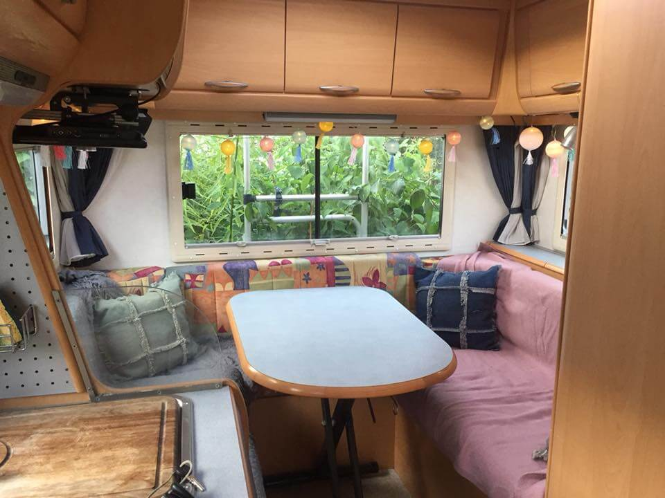 camping-car HYMER BR 599