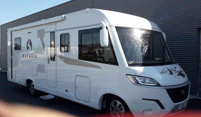 camping-car BAVARIA I 740 FC STYLE