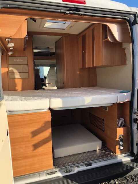 camping-car CAMPEREVE MAGELLAN 643