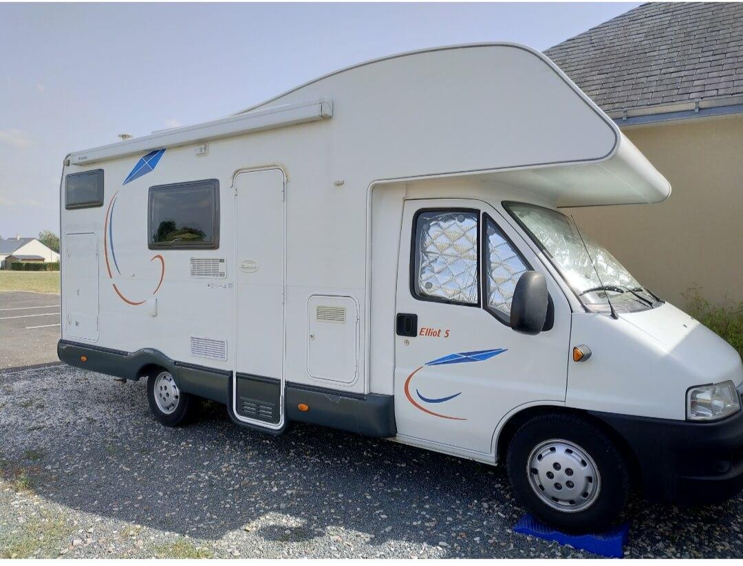 camping-car ELLIOT 5