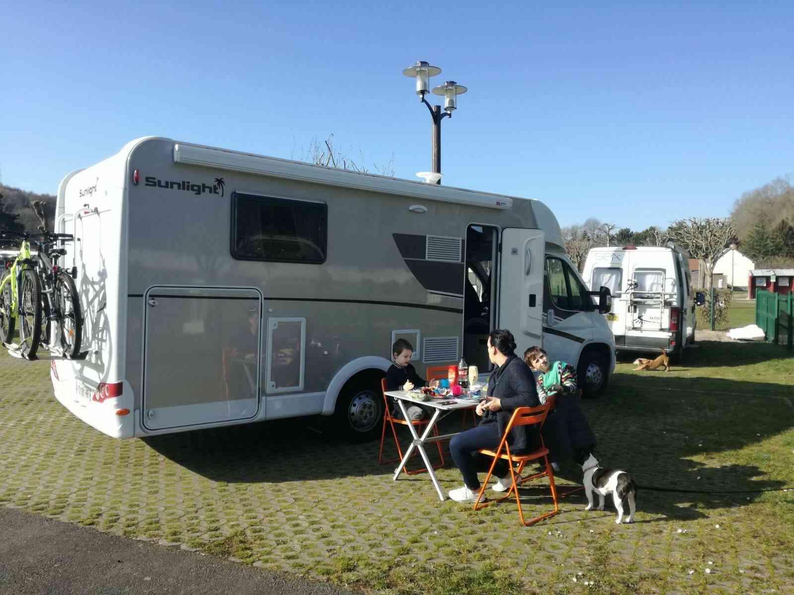 camping-car SUNLIGHT T68