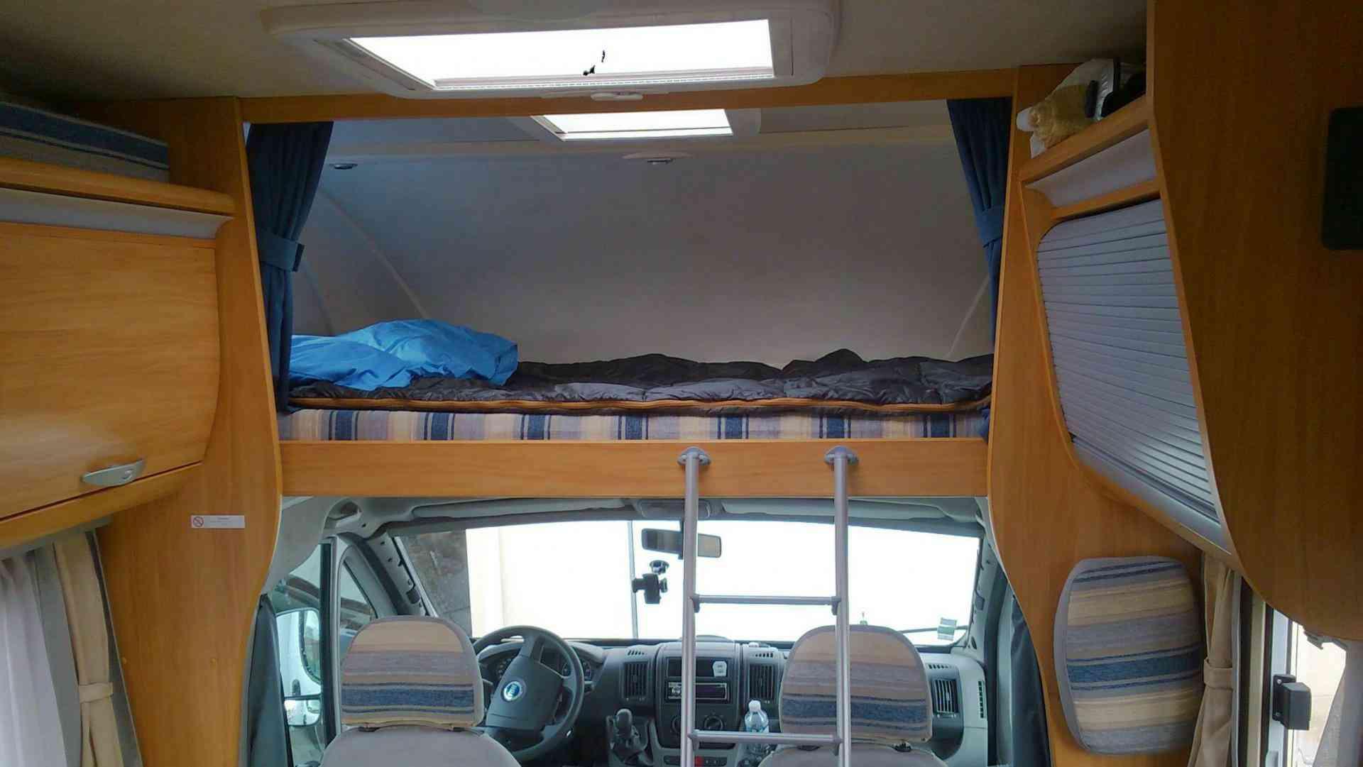 camping-car ADRIA CORAL 640 SK