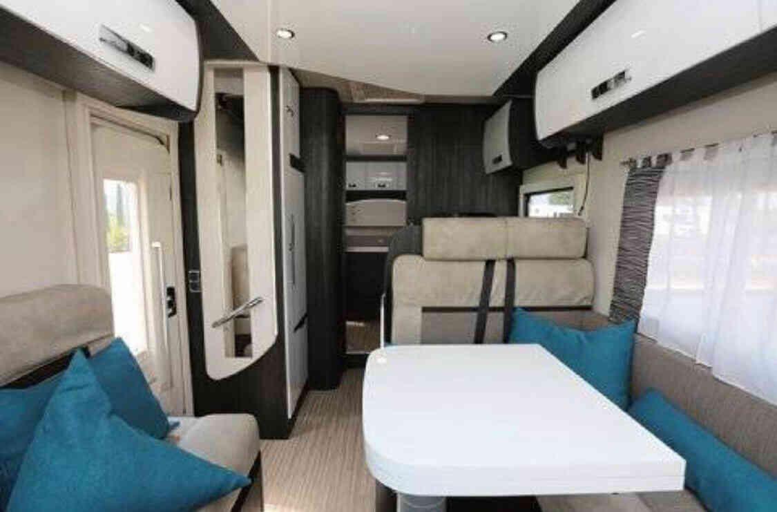 camping-car BENIMAR MILEO 296