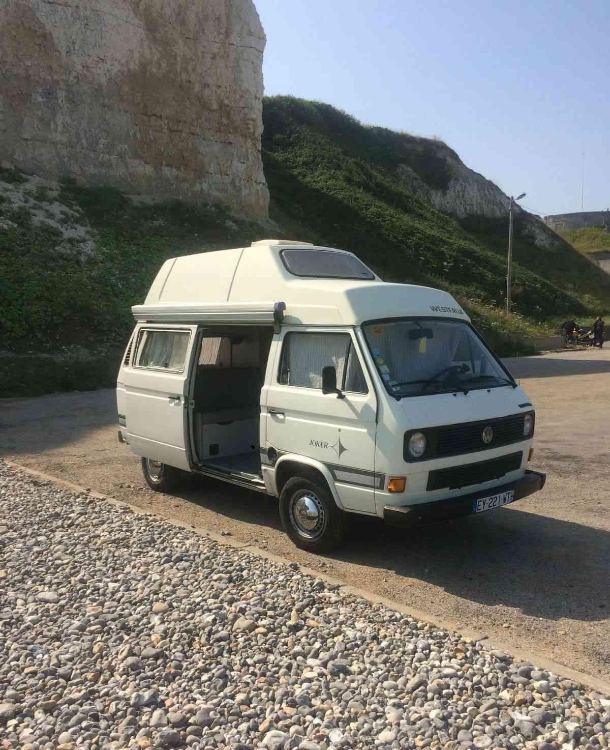 camping-car VOLKSWAGEN TRANSPORTER T3