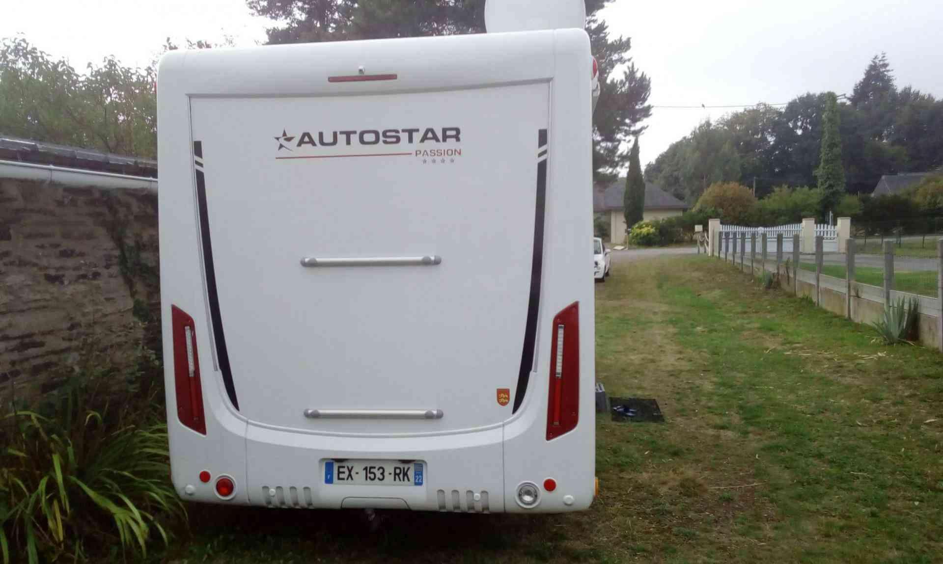 camping-car AUTOSTAR I 730 LCA