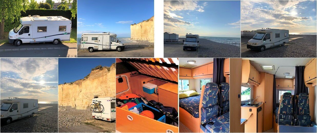 camping-car CHAUSSON WELCOME 70