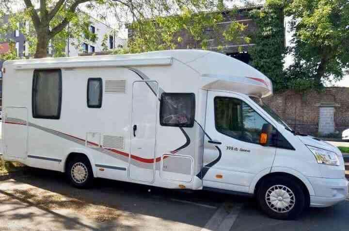 camping-car CHALLENGER GENESIS 398 EB