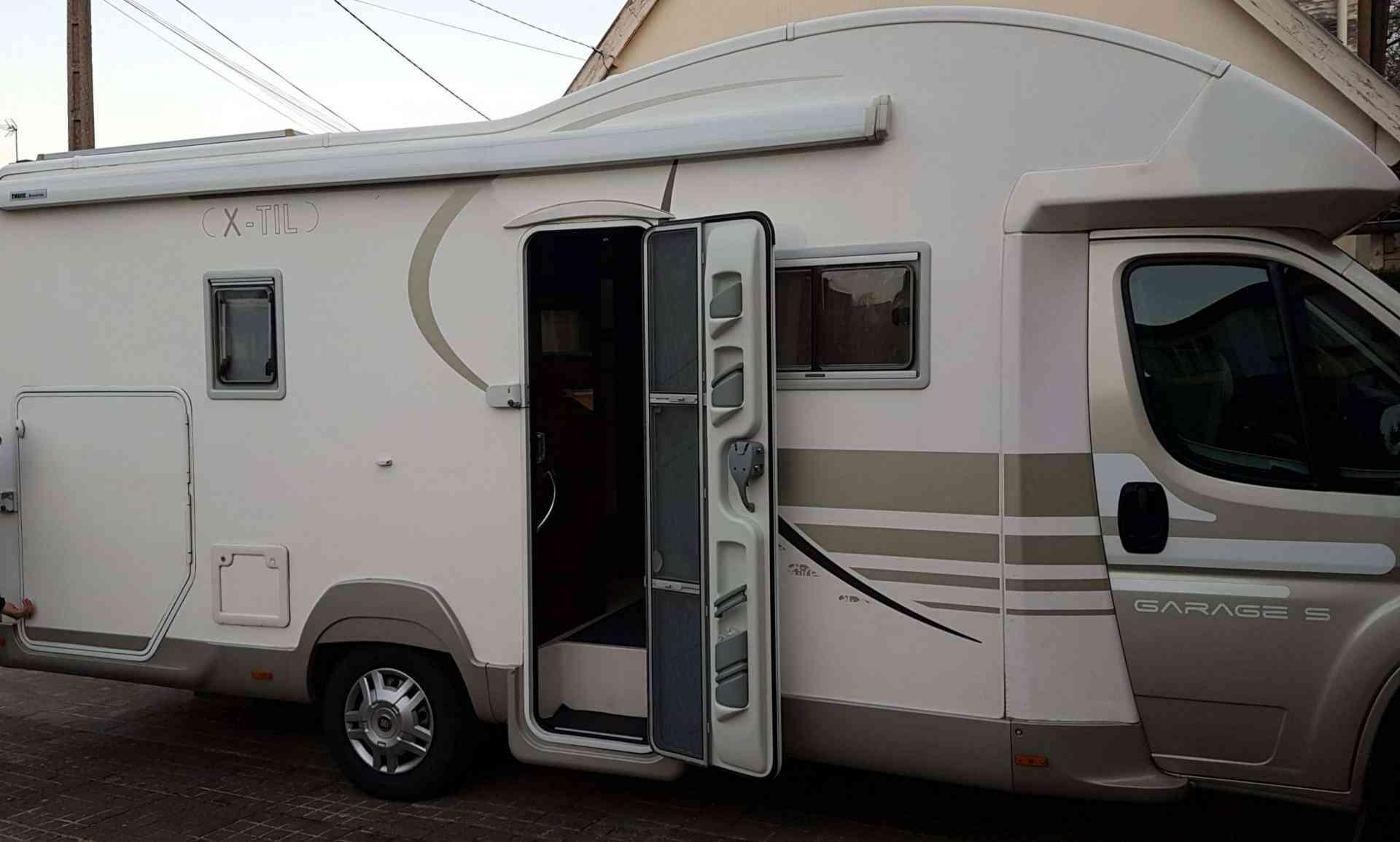 camping-car CI X-TIL