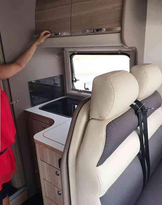camping-car ADRIA MATRIX 670 SC