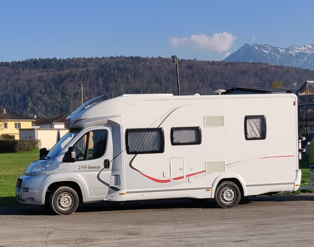 camping-car CHALLENGER GENESIS 298