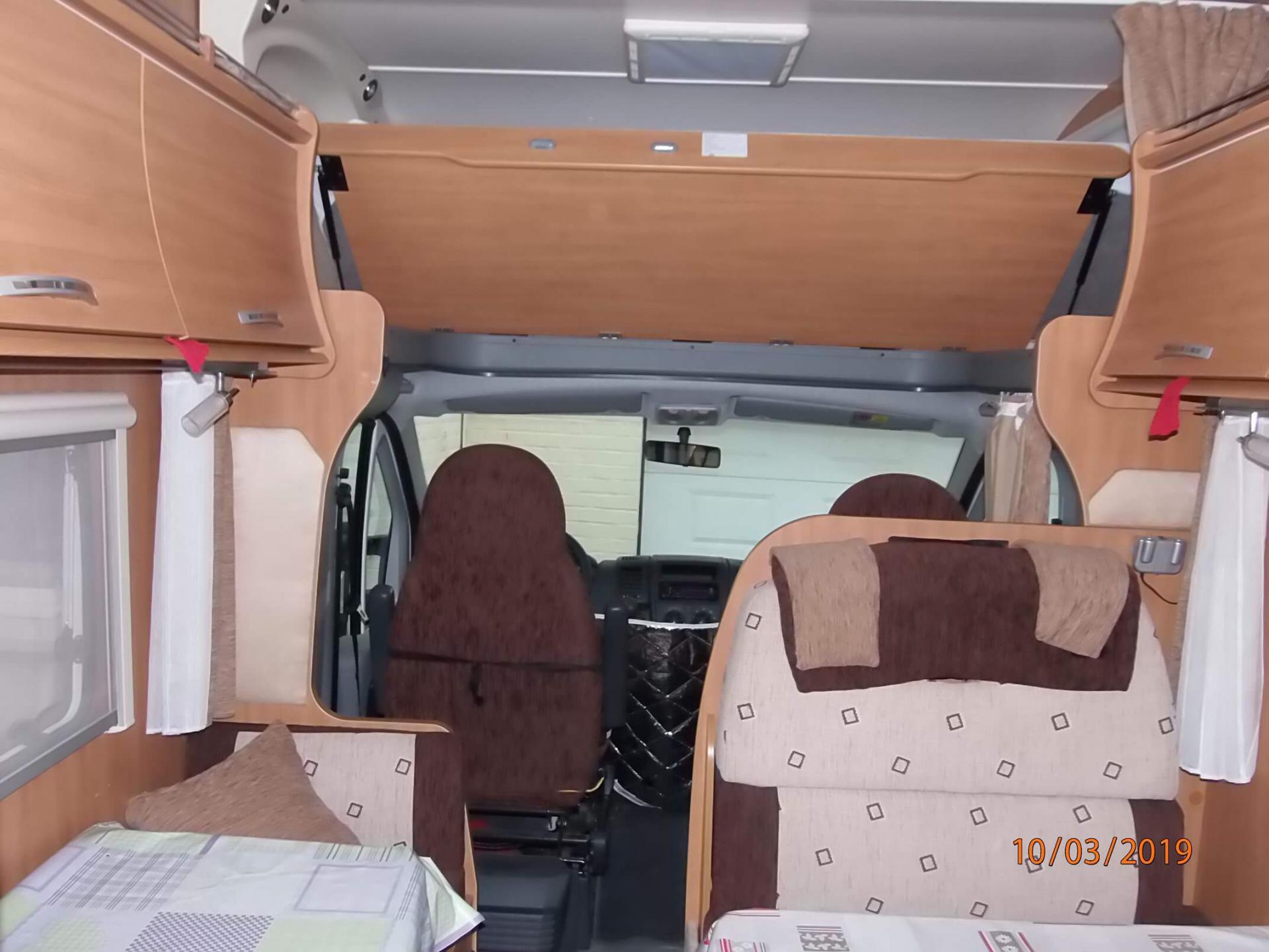 camping-car CHAUSSON FLASH 15